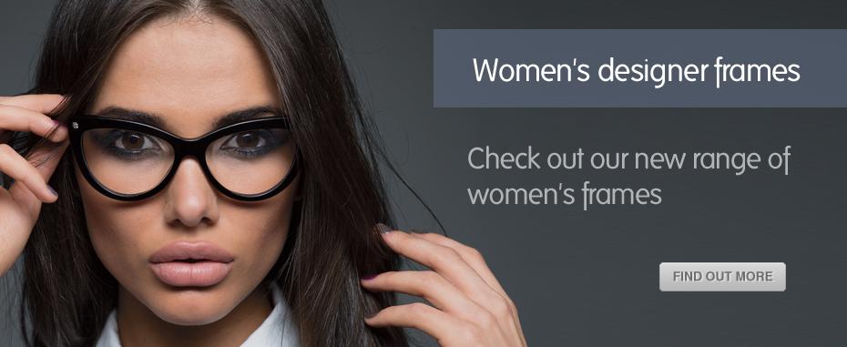 Women's Designer Frames