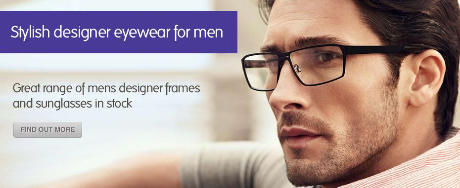Men's Designer Frames