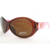 Kids Guess Designer Sunglasses, complete with case GU T111 Brown