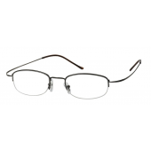 32C-FF Gunmetal Prescription Glasses