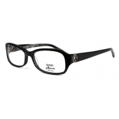Ladies Guess by Marciano Designer Optical Glasses Frames, complete with case GM 105 Black